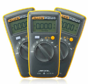 FLUKE 101 Basic Digital Multimeter Pocket Portable Meter AC DC Volt Tester $44.35