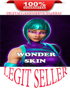 🔥 WONDER SKIN🔥  The 🐐🐐[ Works Worldwide DigiTal Code Delivery ] Region Free