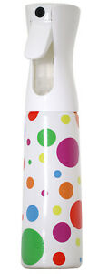 Delta 10oz Polka Dot Sprayer, Watering, Gardening , Hair and More