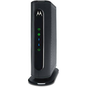 For Motorola Cable Modem Router Comcast Xfinity Spectrum Cox Mediacom Internet