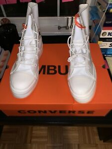 Converse X Ambush Chuck Taylor All-Star 70s Off White Hi US Size Men 11.5