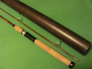 Vintage Herter's RB6JO 7' 0 2 Piece Fiberglass Fly Fishing Rod or Spinning Rod.