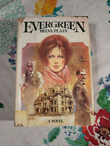 Evergreen by Belva Plain (1978, Hardcover) BCE #wa