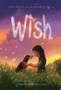 Wish  (ExLib) by Barbara O'Connor
