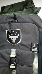 Under Armour UA x Project Rock USDNA Regiment Range Camo Backpack 1315435 $115.00