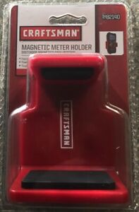 CRAFTSMAN MAGNETIC METER HOLDER 82140 Expands Rubber Grips NEW $10.00