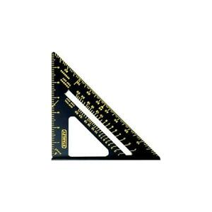 Stanley Quick Square Layout Tool Carpenter Protractor Scale Saw Guide Tool 7 In $14.95