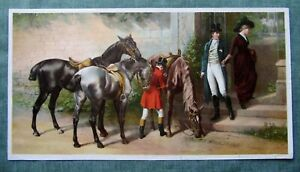 19th Century Antique Chromolithograph Print Knapp Co NY Paintings Lithograph Art $35.63