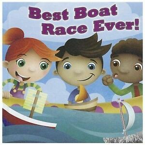 Best Boat Race Ever by Lin Picou