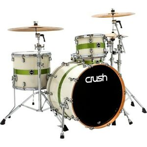 Crush Drums & Percussion Sublime E3 Maple 4-Pc Shell Pack w 22x18