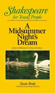A Midsummer Night s Dream Shakespeare for Young People