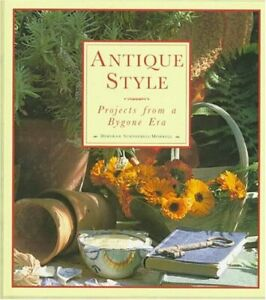 Antique Style Projects from a Bygone Era