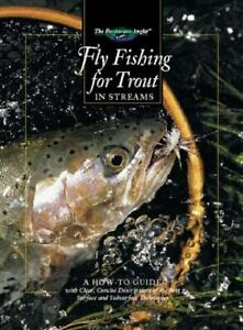 Fly Fishing for Trout in Streams : A How To Guide