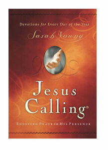 Jesus Calling: Enjoying Peace in His Presence with Scripture References $4.09