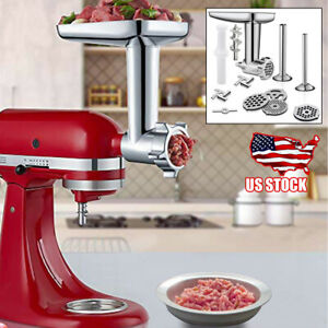 Food Meat Grinder Attachment For KitchenAid Kitchen Aid Stand Mixer Accessories