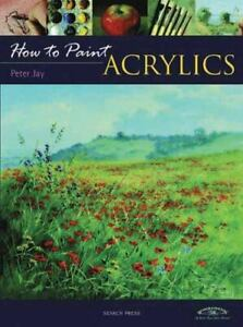 Acrylics by Peter Jay $6.45
