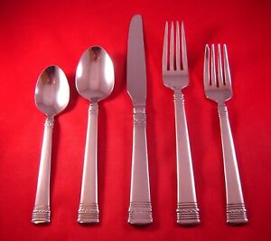 Oneida Satin Remedy 18/10 Stainless Flatware Your Choice EXC