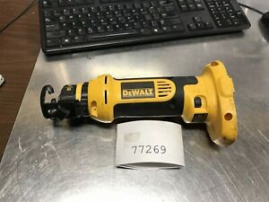 Dewalt DC550 Cut-out Tool Only