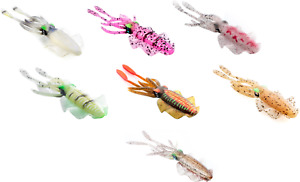 Chasebaits The Ultimate Squid 150 200 300 Saltwater Big Game Fishing Soft Lure