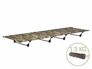 DESERT WALKER Camping Cots Outdoor Bed Ultra Lightweight Bed Portable cot Fre...