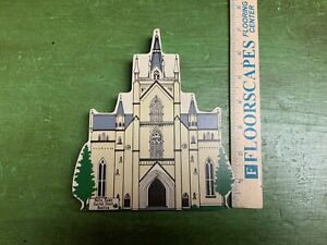 Sacred Heart Basilica Wooden Replica Shipped From KY $20.00
