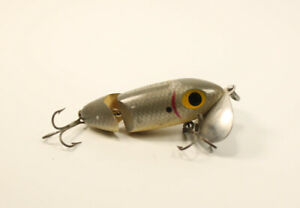 Vintage Fred Arbogast Jitterbug Lure 1941 Perch