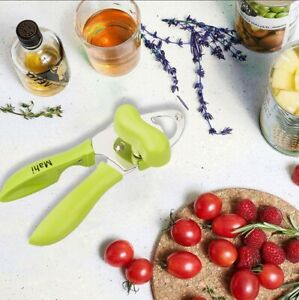 LIMITED TIME DEAL !! MAHI Can opener Manual - 4 in1  Stainless Steel Can Open