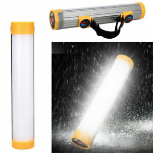 Magnetic Work Light COB LED Car Garage Mechanic Home Rechargeable Torch Lamp EE#