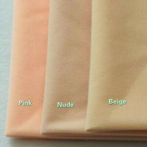 Skin Tone Fabric Flesh Rag Doll Toy Making Craft Angel Material Cute 150cm*100cm $16.70