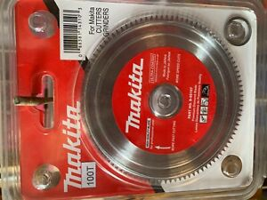 Makita Diamond Blade 100T for Cutters and Grinders