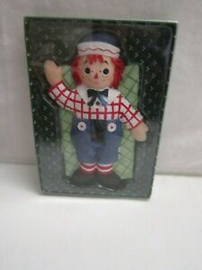 Raggedy Andy Hand Painted Whimsical Light Switch Cover Plate NIB $14.99
