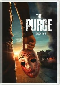 The Purge: Season Two New DVD 2 Pack $20.68