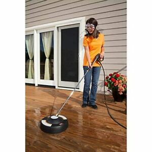 High Pressure Washer Flooring Surface Cleaning Tool No Streaks 14' 3200 PSI 4 Pk