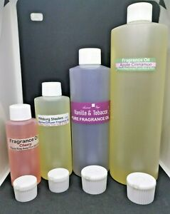 Pure Scented Fragrance Oil For Burners amp; Diffusers 100% Pure **FREE SHIPPING**