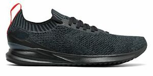 New Balance Men#x27;s Vizo Pro Run Knit Shoes Black