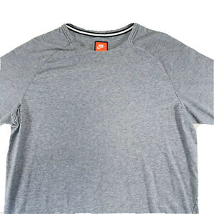 Nike Sport T Shirt Size Large Gray Athletic Wear Fit RN#56323 $11.87