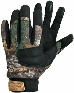 Glacier Glove Pro Field Realtree Xtra Camouflage Hunting Gloves