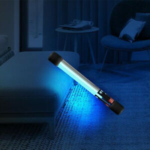 Portable Sterilize UV C Light Germicidal UV Lamp Home Handheld Disinfection 11W $29.99