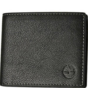 Timberland Men#x27;s Blix Leather Bifold Wallet