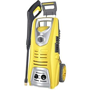 Electric Pressure Washer Power 3046 PSI 1.85 GPM Car 1800W Cleaner With Spray