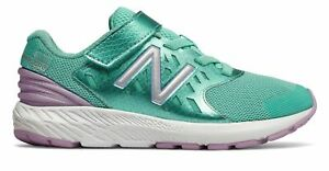 New Balance Kid#x27;s FuelCore Urge Little Kids Female Shoes Blue with Purple