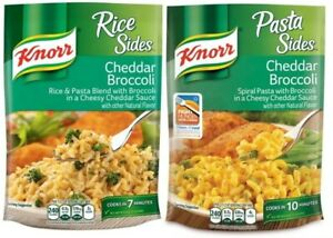 Knorr Rice and Pasta Sides Lot of 10 Mixed
