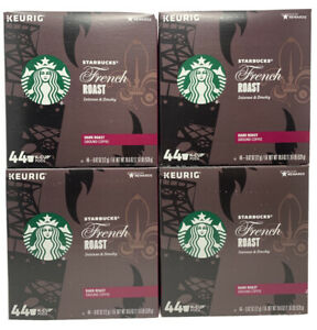 Starbucks French Roast Coffee K-Cups 72 ct READ DESCRIPTION
