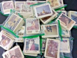 Lot of 100 Random White Border Found Photos & Vintage Snapshots