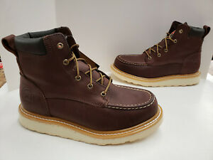Red Wing ASHBY 6quot; Waterproof Leather Soft Toe Heat Resist Outsole Boots 83605