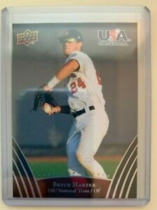 2008 Upper Deck USA Baseball #47 Bryce Harper