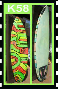 Surfboard Vintage 73 inches x 20
