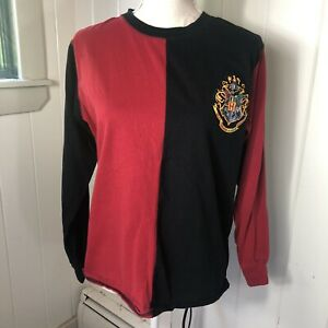Harry Potter Quidditch Jersey Size Small $29.99