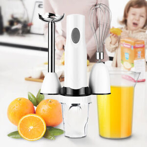 Handle Electric Beater Whisk Mixing Froth Kitchen Coffee Milk Egg Mixer Cream C2