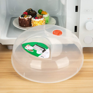 Microwave Plate Cover,Microwave cover for food 11.5 Inch BPA Free Dishwasher Saf